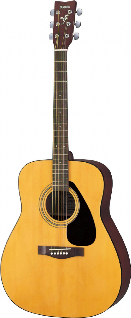 Yamaha F310 Natural Acoustic Guitar